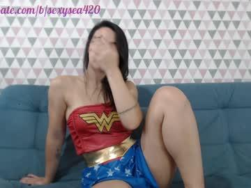 sexysea420's Recorded Camshow